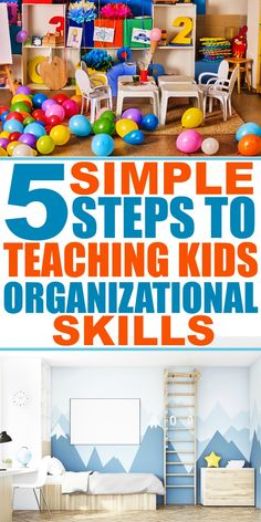 There are many ways to help your kids grow into happy adults - and making sure to teach kids organizational skills is one of them! Here are a few tips ...