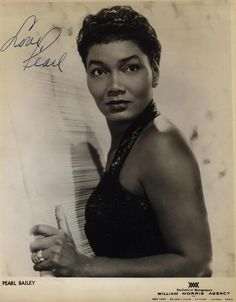 Explore the best Pearl Bailey quotes here at OpenQuotes. Quotations, aphorisms and citations by Pearl Bailey Black Actresses, Black Actors, Black Celebrities, Celebs, Divas, Pearl Bailey, Vintage Black Glamour, Famous Black, Cinema