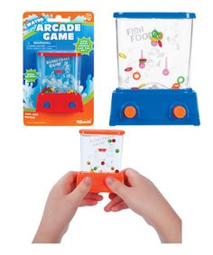 Mini Aqua Arcade Game - Set of Three