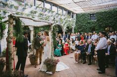 {Destination wedding in Spain} La boda de Brittany y Álvaro en Córdoba.