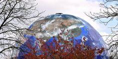 """La ESA aumentará su vigilancia de la """"emergencia"""" climática del planeta – Diario Nova Nova, Globe, Clouds, Travel, Greenhouse Effect, Continents, Daily Journal, Science, Speech Balloon"""