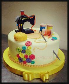 Costurera cake