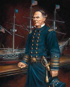 Admiral Farragut Civil War