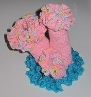 The Maine Reef: Pink Anemone Oasis Pattern for the Maine Crochet Reef Project