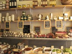 One of our favorite food shops in Paris.