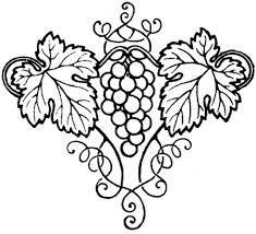 Image result for dibujos de uvas