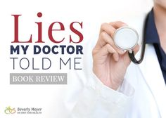 Lies My Doctor Told Me podcast with Ken Berry and Beverly Meyer For Your Health, Health And Wellness, Health Tips, Low Carb Diet, Tell Me, Ketogenic Diet, Health Benefits, Berry, My Books