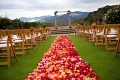Holman Ranch located in Carmel Valley, CA. Absolutely gorgeous. Check out the offer on BrideRush! #wedding #venue