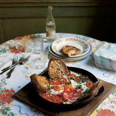Recipe: Olia Hercules' Village Breakfast Recipe from Kaukasis