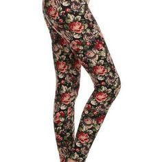 Leggings Floral Print   #southernstyle #getinmycloset #instagood #boutique #musthave #southernpalette #musthave #print #floral #leggings #butterysoft #lularoewho    shop www.southernpalette256.com Floral Leggings, Southern Style, Boutique Clothing, Floral Prints, Pajama Pants, Shopping, Clothes, Fashion, Outfits
