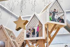 Kids Cafe, Playground Design, Indoor Play, Kid Spaces, Cubbies, Architecture Design, Interior Design, Wood, Playgrounds