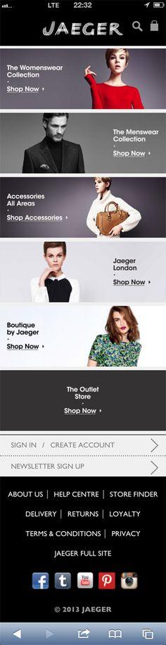 ファッション・アパレル 4 | 勝手にスマホサイトまとめ