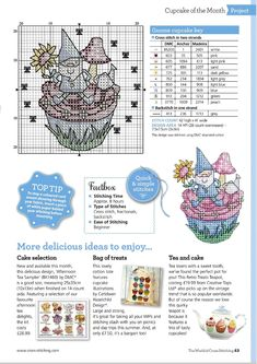 Cupcake of the Month - Gnome