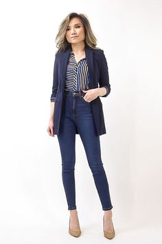 Business Casual Work Outfits for Teachers and Creatives with Modcloth