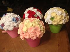 Princess theme centerpieces (Cinderella, Snow White, princess and the frog and Sleeping Beauty)
