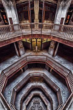 Abandoned Detroit...places I have taken photos