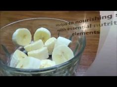 DIY Anti aging banana face mask to remove facial wrinkles I DIY Beauty I Home Remedies - YouTube