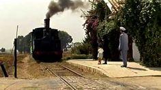 Málaga es de Cine: Tren Suburbano de Fuengirola a Torremolinos en 1957
