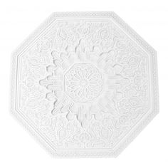 Arabesque Centrepiece - My Moroccan Style Arabesque, Plaster Ceiling Rose, Free Park, West London, Moroccan Style, Wall Tiles, Vintage Looks, Centerpieces
