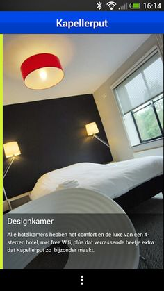 About this AppThe Kapellerput App has been designed to make your stay with us more entertaining, exciting and productive. With our App you can check out our rooms and facilities, get our insider tips to nearby attractions and events, browse through our special offers and get quick answers to any other questions you might have before or during your stay! We also have lots of exciting features and value adds in case you are with us for a conference or event.About the HotelA warm welco...