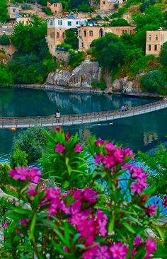 Halfeti  Şanlıurfa  Turkey