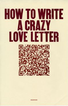 How To Write A Crazy Love Letter in 6 Steps // beautifully letterpressed.