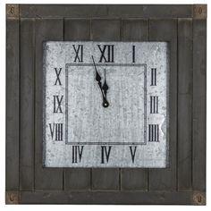 Morrison Wall Clock | Joss & Main
