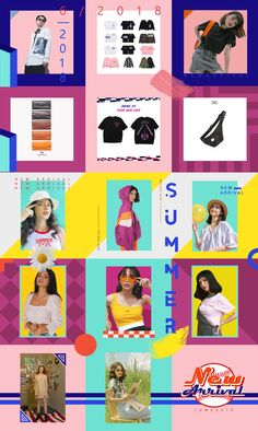 TNP New Arrival Instagram Feed on Behance Instagram Design, Instagram Feed Tips, Instagram Feed Layout, Instagram Grid, Best Instagram Feeds, Web Design, Grid Design, Web Minimalista, Insta Layout