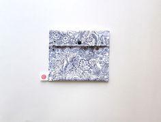 Sac à collation réutilisable par LenaetGabi Card Case, Couture, Cards, Etsy, Handmade Gifts, Unique Jewelry, Bag, Maps, Haute Couture