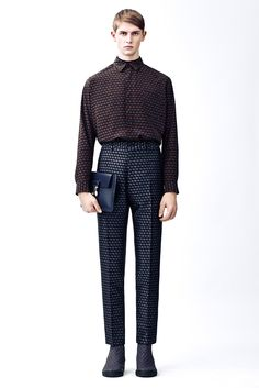 Christopher Kane - Fall 2015 Menswear Collection