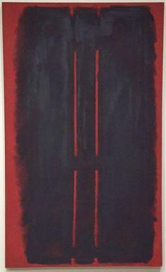 Mark Rothko, Untitled (Harvard Mural Sketch), 1962, oil on canvas
