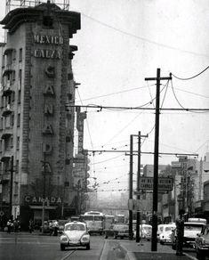 """"""" Edificio de la Zapatería Canada, Tacubaya. (1969) """""""