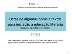 Obras em formato digital by Be Carrazeda via slideshare
