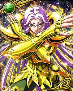 mu de aries saint seiya galaxy cards battle - Buscar con Google