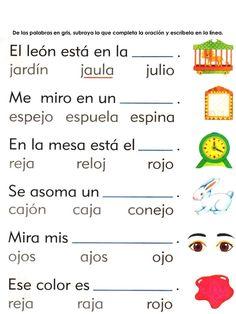 Learn Spanish App For Kids Learn Spanish Free Pictures Spanish Lessons For Kids, Spanish Teaching Resources, Spanish Lesson Plans, Spanish Language Learning, Learn Spanish, Speech Language Therapy, Speech And Language, Reading Strategies, Reading Comprehension
