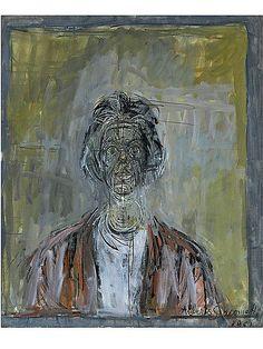 Alberto Giacometti - Annette.
