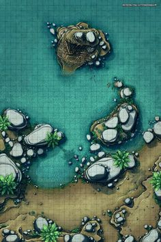 The Egg Hunt (Lakeshore Battle Map Fantasy City, Fantasy Map, Dnd World Map, World Map Game, Pathfinder Maps, Rpg Map, Map Games, Dungeons And Dragons Homebrew, Dungeon Maps