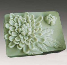 Flower Silicone Mold Flower Soap Mold Flower Candle Mold por AMYDIY