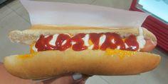 Dedicated hot dog