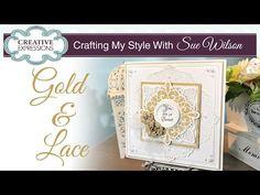 Gold and Lace | PartiCraft (Participate In Craft) | Bloglovin'