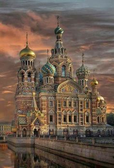 Save On Travel To Saint Petersburg, Russia With Our Vacation Package Deals. Book Cheap Vacation Packages To Saint Petersburg, Russia With Jetsetz Today! Places Around The World, Oh The Places You'll Go, Places To Travel, Places To Visit, Around The Worlds, Architecture Cool, Russian Architecture, Architecture Russe, Architecture Awards