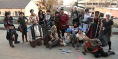 Meet-up for characters from the Dragon Age video games