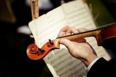 A list of the most popular classical songs for your wedding ceremony