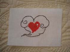 100 Handmade Finished Completed Cross Stitch Greeting Christmas Card Bookmark | eBay