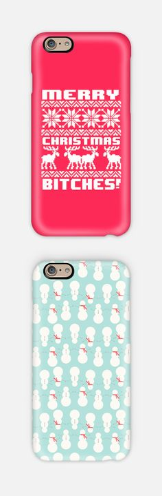 Holiday iPhone 6 Cases! Best Christmas Gift Idea!