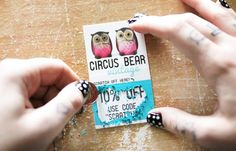 The Dainty Squid: DIY Scratch Off Tickets!