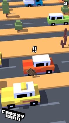 9 on #crossyroad. My top is 54.
