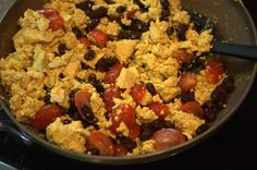 Tofu Scramble Workshop | Happy Herbivore:   She really knows her tofu cookery!