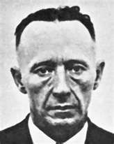 Lloyd Barker 1898-1949  After serving a sentence in Leavenworth Lloyd led a crime free life; only to be shot and killed by his wife on Mar 18, 1949.  His wife spent the rest of her life in an insane asylum.