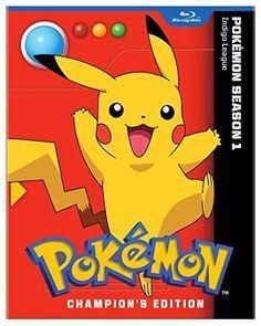 Various - Pokemon: Indigo League - Season 1 Champion's Edition